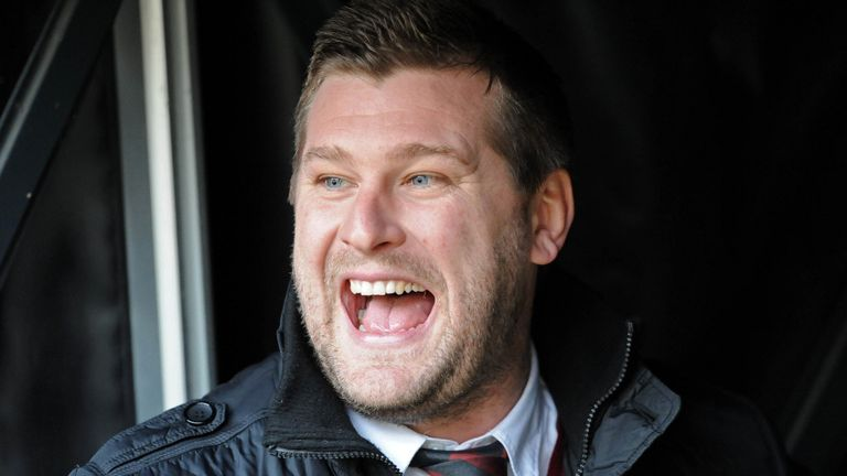 Karl Robinson: Dedicates win to fans
