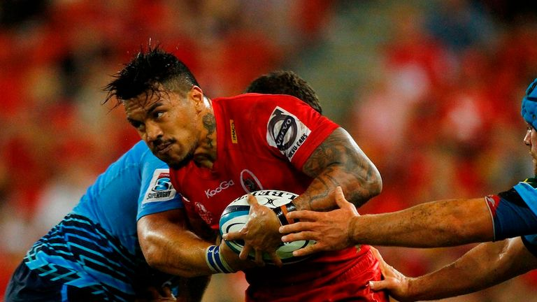 Digby Ioane: Is contracted to the Reds until 2014