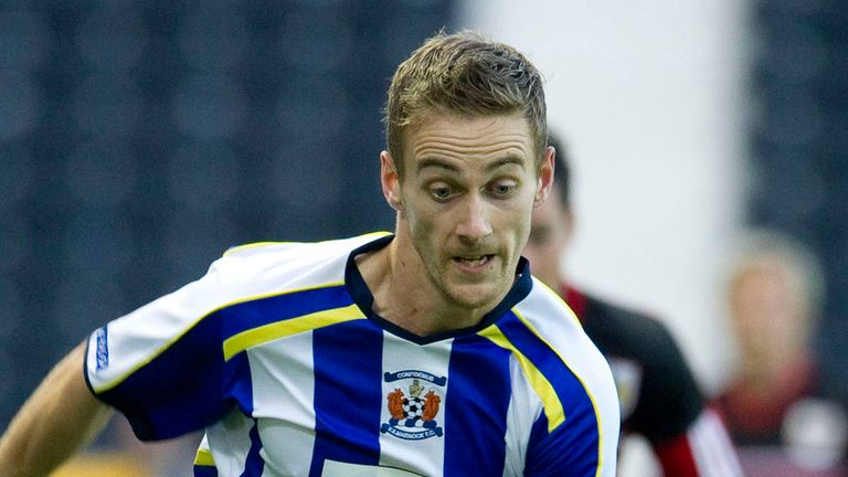 Rory Boulding: Released by Kilmarnock in January