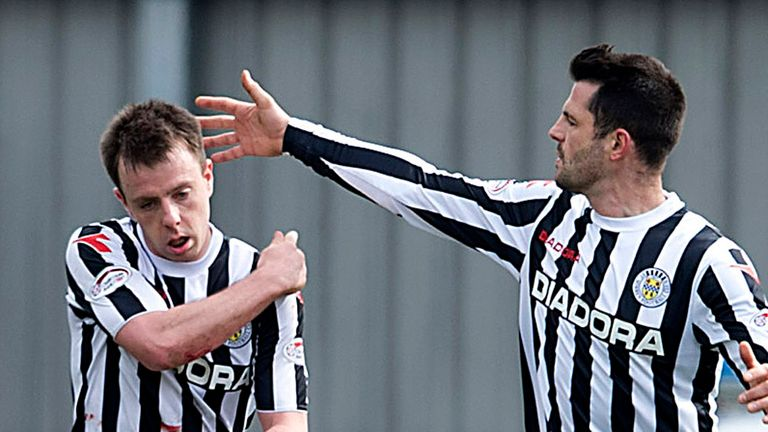Paul McGowan: Ready to commit himself to St Mirren