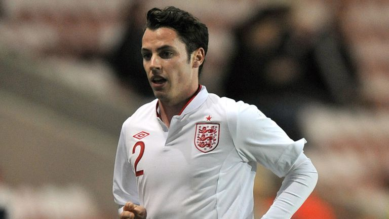 Adam Smith: Wants Euro success with England Under-21s