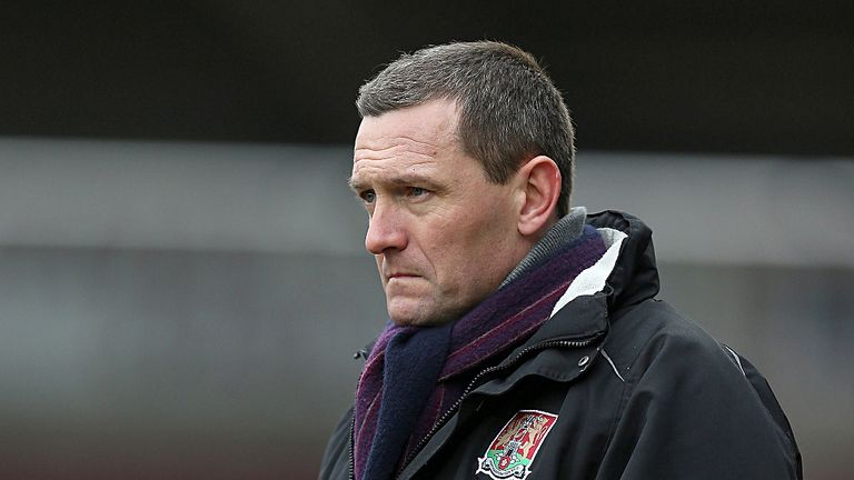 Aidy Boothroyd: Sets his priorities