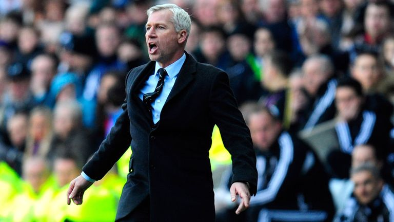 Alan Pardew: 'It is just disappointing when you don't get anything and that is what our overriding emotion will be'