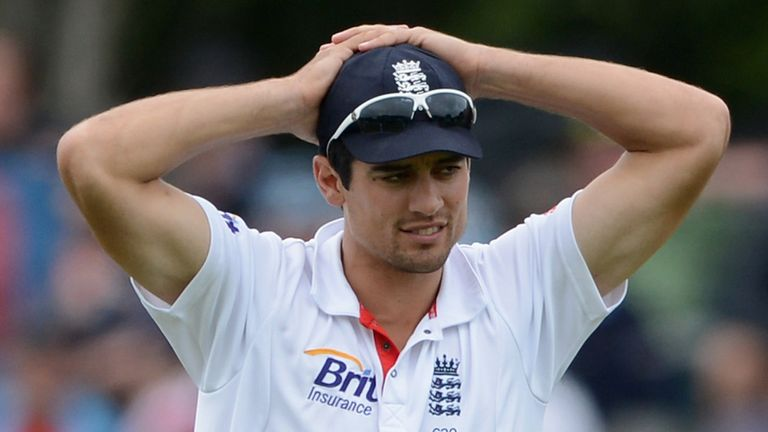 Alastair Cook. Believes England can achieve a unique double this summer