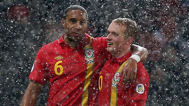 Ashley Williams (with Jonathan Williams): Swansea man says Wales can still qualify
