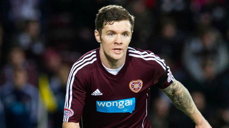 Darren Barr: Joins Kilmarnock as a free agent