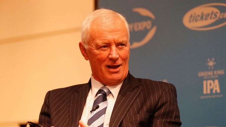 Barry Hearn: Refusing to throw in the towel