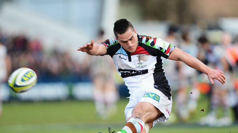 Ben Botica: Replaces the injured Tom Casson in the Quins midfield
