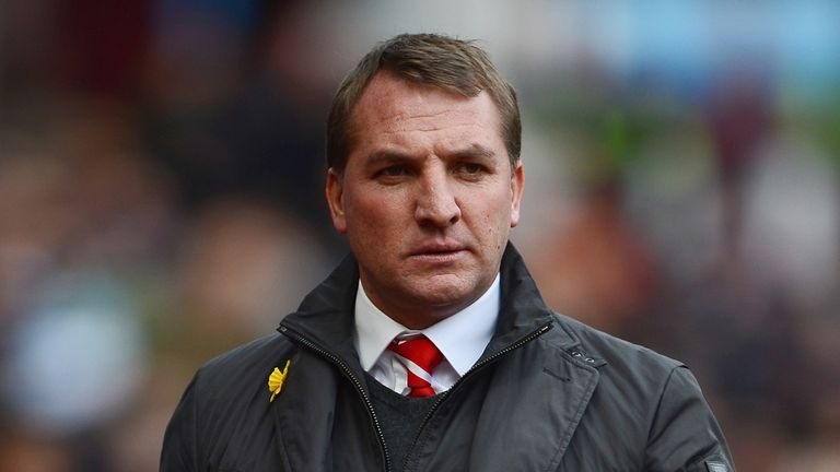 Brendan Rodgers: Wants Liverpool to follow Borussia Dortmund's example