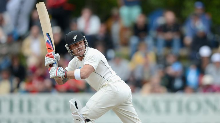 Brendon McCullum: Felt the loss of the opening day to rain denied the Test a thrilling finish