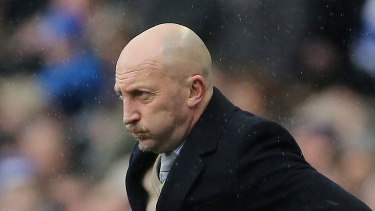 Ian Holloway: Back at Bloomfield Road