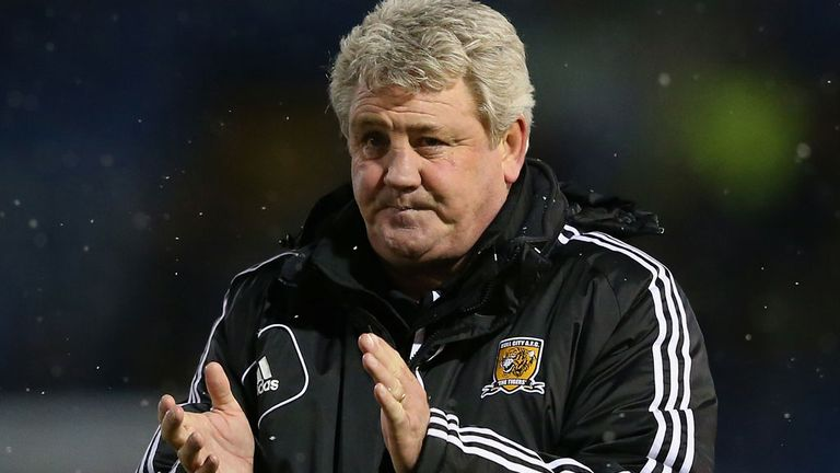 Steve Bruce: Intends to bring a few more fresh faces into Hull City