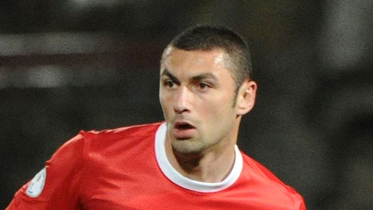Burak Yilmaz: Eight goals in Champions League