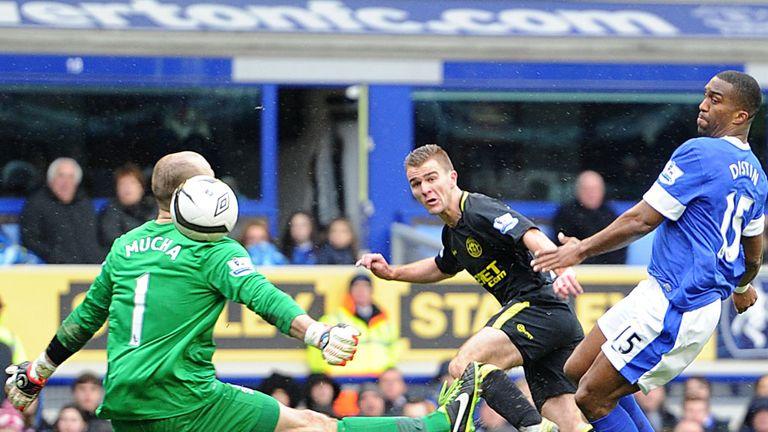 Callum McManaman: Came back to haunt former club Everton