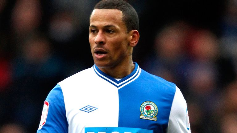 DJ Campbell: Will not be cutting short his stay at Ewood Park