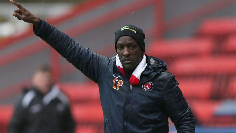 Chris Powell: Delighted by Charlton's latest signing