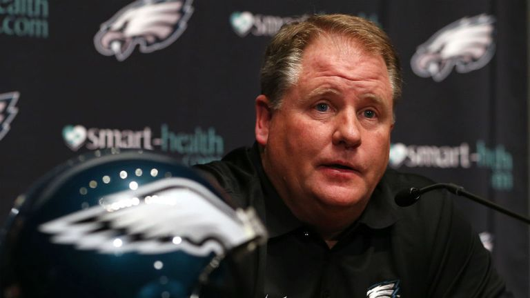 Chip Kelly: Ushers in a new era with the Philadelphia Eagles