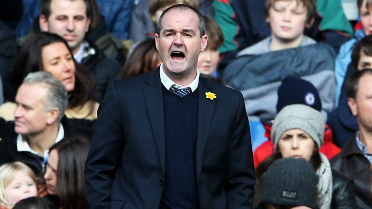 Steve Clarke: West Brom boss doesn't want the season to fizzle out
