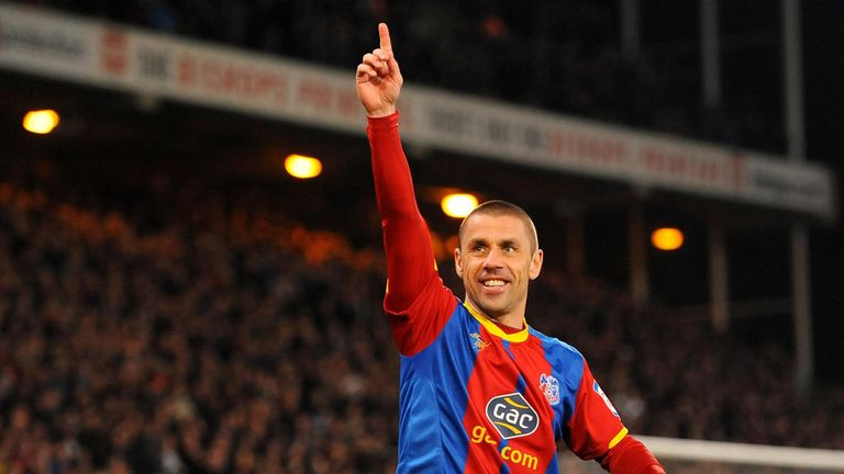 Phillips: Has fond memories of his time with Crystal Palace