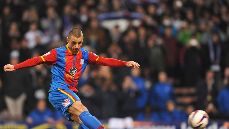 Kevin Phillips: Veteran striker has signed a deal with Crystal Palace