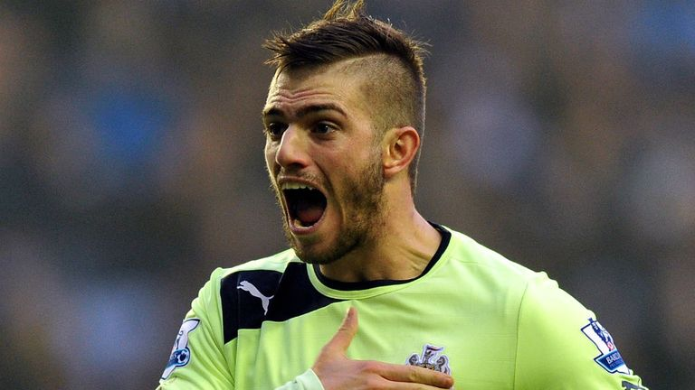Davide Santon: Flattered by talk of a move to AC Milan