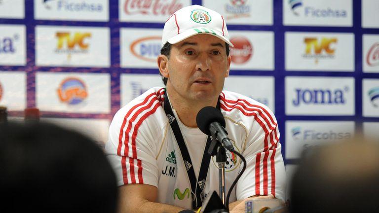 Jose Manuel de la Torre: Mexico coach