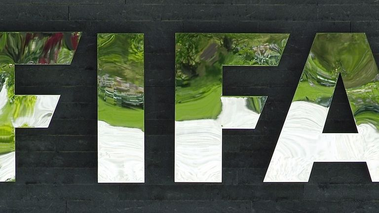 FIFA: Have been contacted by FARE over alleged racist chanting by England fans