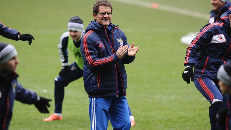 Fabio Capello: 'I respect all the teams always'