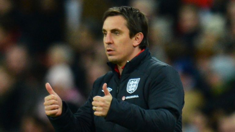 Gary Neville: Helping out in Bury's time of need