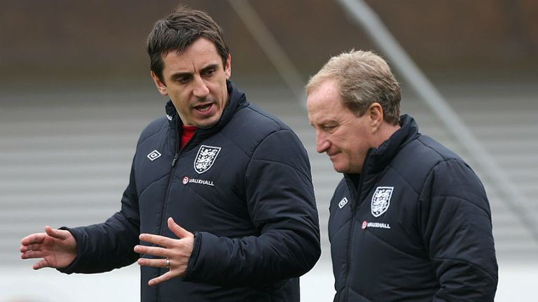 Gary Neville: Says England need more flair and imagination