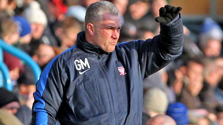 Gary Mills has been given the boot from Bootham Crescent