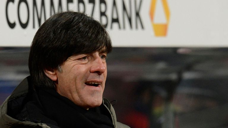 Joachim Low: Germany boss believes Ireland usually defend incredibly well