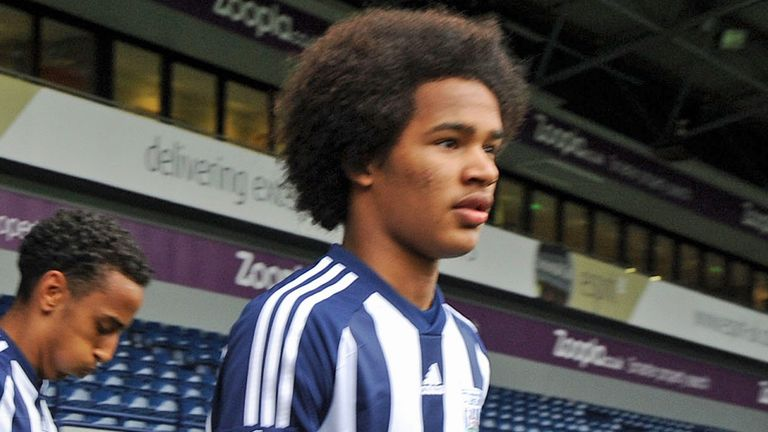 Isaiah Brown: Second-youngest Premier League player