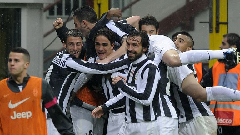 Matri: His strike secured victory for Juventus