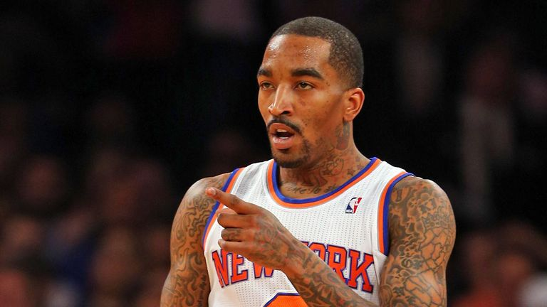 JR Smith: scored 24 points in Saturday's victory over the slumping Utah Jazz