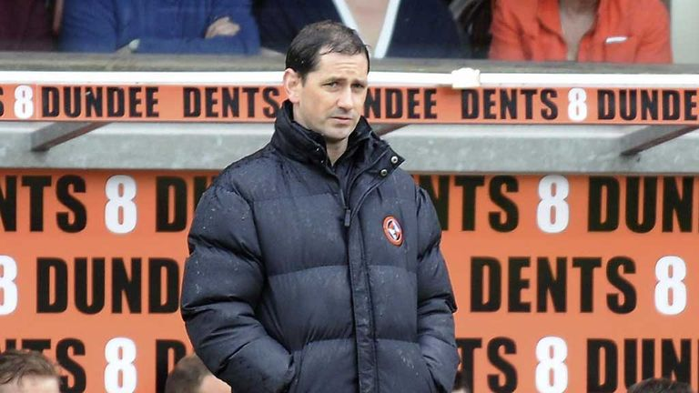 Jackie McNamara: Mixed emotions after derby draw
