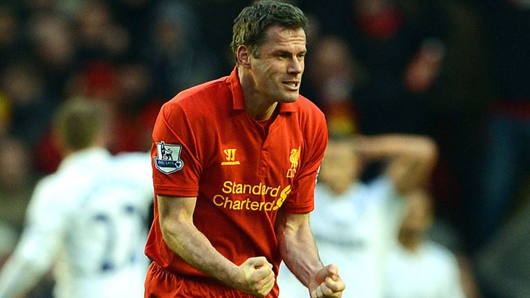 Jamie Carragher: Not ready to move into management