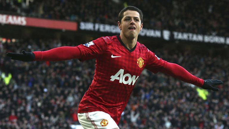 Javier Hernandez: Remains an important part of Manchester United's plans