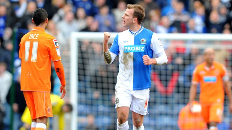 Jordan Rhodes: Blackburn say no bids have been lodged for the striker
