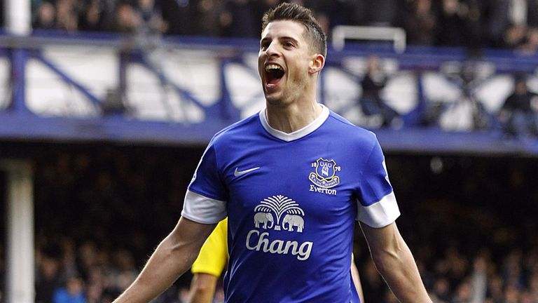 Kevin Mirallas: Worries over his toughness says David Moyes