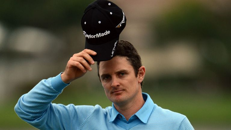 Justin Rose: fast start from the Englishman