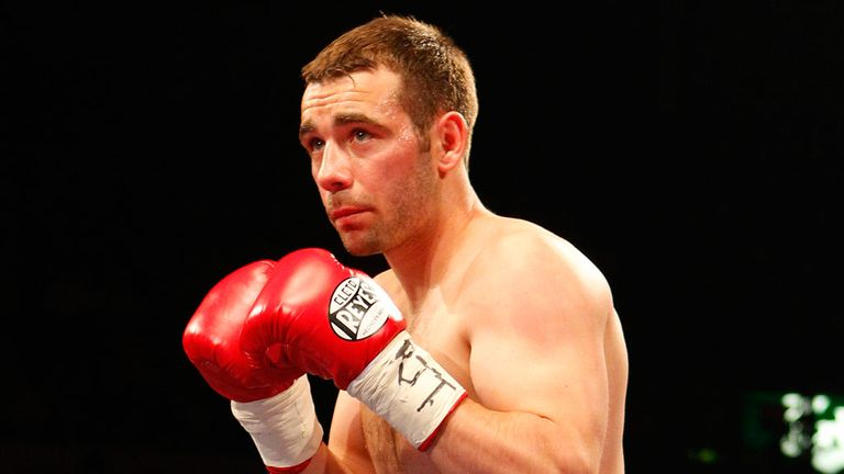 Lee Purdy: Four successive wins since losing on points to Colin Lynes