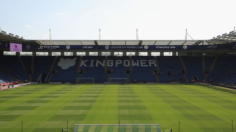 King Power Stadium: Youngsters have been handed a professional contract
