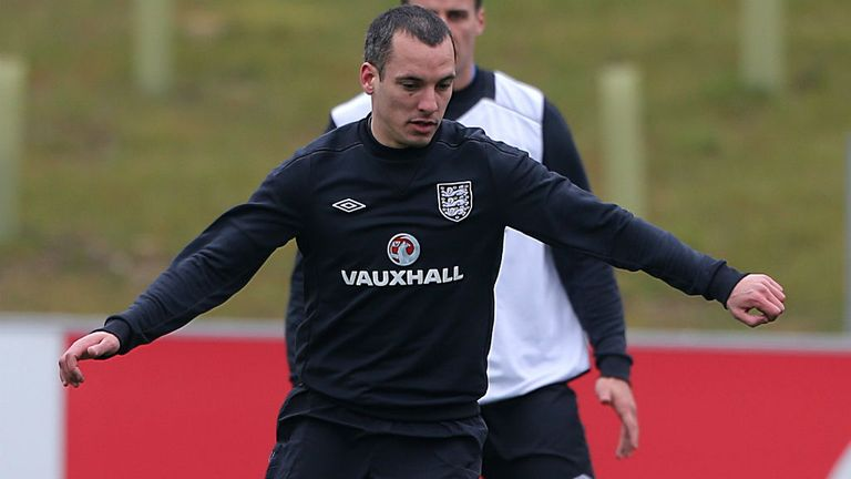 Leon Osman: Everton midfielder won first international cap in November