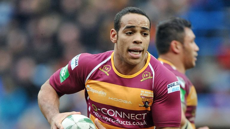 Leroy Cudjoe: scored two interception tries