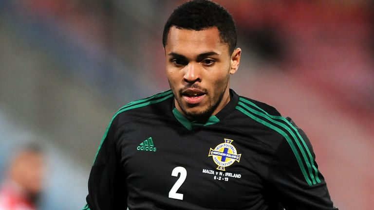 Josh Magennis: Overlooked in initial Northern Ireland squad