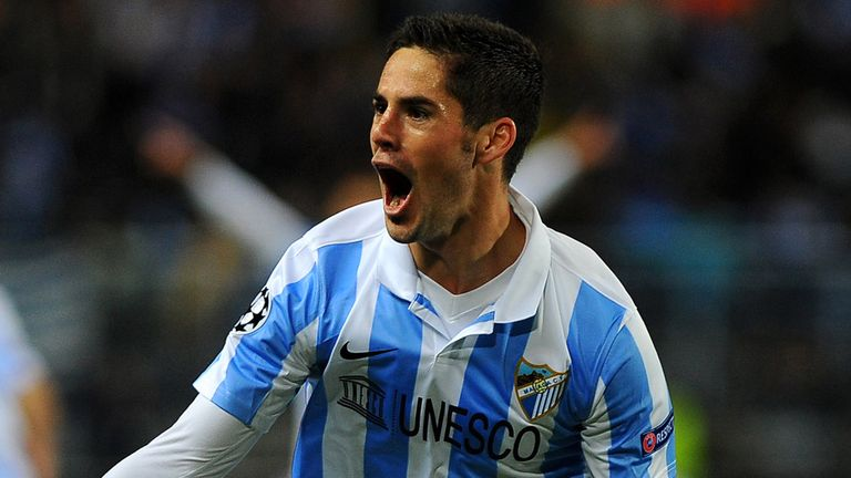 Isco: Malaga playmaker could be heading to Real Madrid
