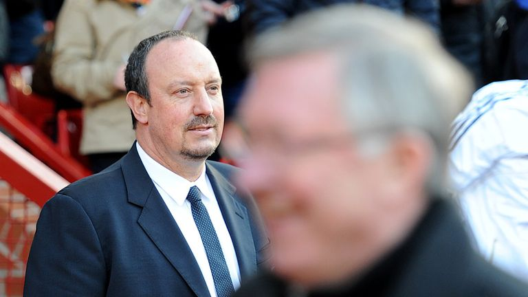 Sir Alex Ferguson: Refused to shake Benitez's hand