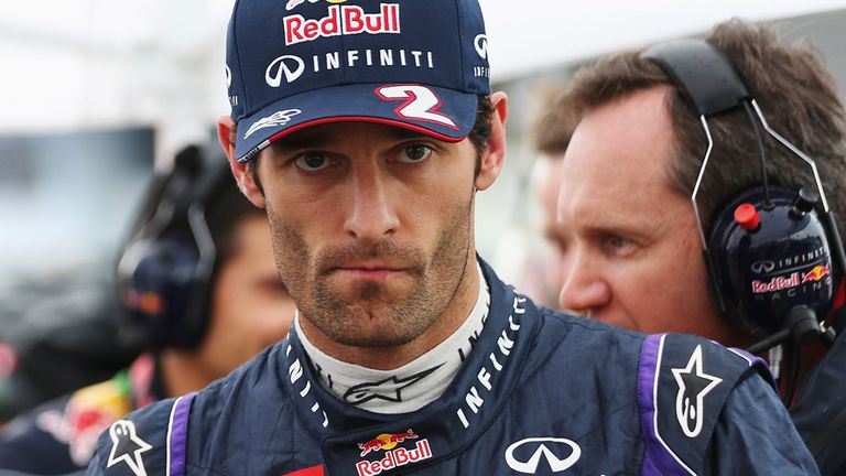 Mark Webber: Set to be centre of attention on Thursday