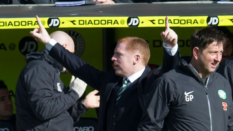 Neil Lennon: 'It is another semi-final to look forward to'